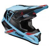 Thor Helmet Sector Split Blue Black