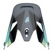 Thor Visier-Kit SECTOR FADER lindgrün/blaugrün