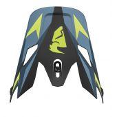 Thor Visier-Kit SECTOR WARSHIP Blau/lindgrün