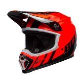 BELL MX-9 Mips Helmet Dash Orange/Black
