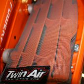 TWIN AIR ATV Kühlerhülse YAMAHA QUAD YFZ450R 14-..