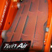 TWIN AIR MX Kühlerhülsen HONDA CRF450R/X 17-..