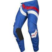Fox Jugend 180 COTA Motocross Hose Blau