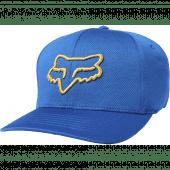 Fox Lithotype Flexfit hat Royal Blue S/M