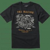 Fox Youth Fast Track SS T-Shirt Black