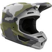 Fox Jugend V1 PRZM Camo Motocross Helm