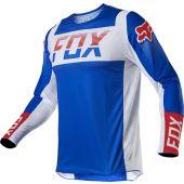Fox 360 AFTERBURN Jersey Blue