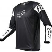 Fox 180 REVN Jersey Black/White