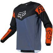 Fox 180 REVN Jersey Blue Steel