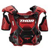Thor Guardian Brustpanzer Rot Schwarz