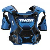 Thor Guardian Brustpanzer Blau Schwarz