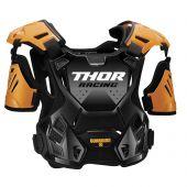 Thor Jugend Brustpanzer Orange Schwarz