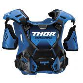 Thor Jugend Brustpanzer Blau Schwarz
