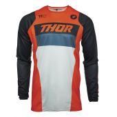 Thor Cross-Shirt Pulse Racer orange dunkelblau