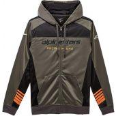Alpinestars Sweatshirt SESSIONS II Houtskool/Schwarz