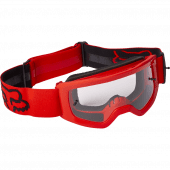 Fox Youth MAIN STRAY GOGGLE Fluorescent Red