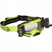 Fox AIRSPACE STRAY ROLL OFF GOGGLE Fluorescent Yellow