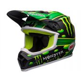 BELL MX-9 Mips Helmet McGrath Showtime Replica Matte Black/Green