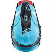 Thor VISOR KIT SECTOR SPLIT MIPS BLUE/BLACK