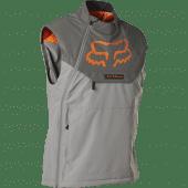 Fox Legion Wind Vest Pewter