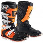 Gaerne Motocross Stiefel SG-J Orange Schwarz