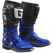 Gaerne Motocross Stiefel SG-12 Blau Schwarz