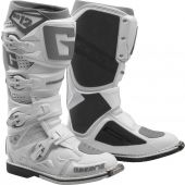 Gaerne Motocross Stiefel SG-12 Weiß
