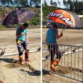TWIN AIR Regenschirm