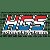 HGS -  Schalldämpfer REPACKING KIT 125 CC