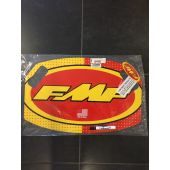 FMF - PIT BOARD with Marker