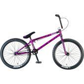 "Mafia Bikes BMX Madmain 20"" - Purple Splatter"