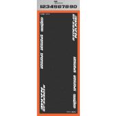 Gear2win Custom Motocross Umweltmatten Design 2