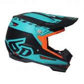 6D Motocross Helm ATR-2 Sector Teal