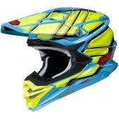 Shoei MX Motocross Helm VFX-WR Glaive TC-2