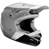 Thor Sector Bomber Youth Helmet Charcoal White