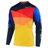 Troy Lee Designs GP Air Motocross Jersey Jet Gelb Orange